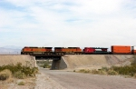 BNSF 4483 BNSF 5122 FXE 4641